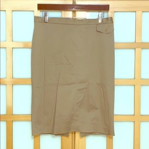 BCBG Max Azria Fitted Skirt